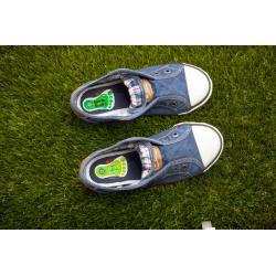 16 étiquettes chaussures