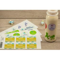 Pack naissance 106 étiquettes
